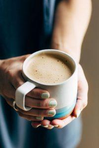 thuiswerken koffie